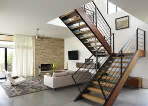 stairs in the interior of the house ideas for design