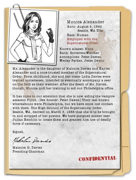 dossier template character dossier by writerofstuff on deviantart