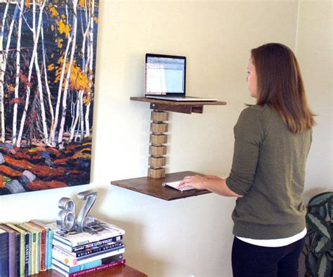 wall mounted standing desk wall mounted standing desk dudeiwantthat com