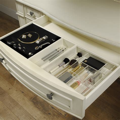 cool jewelry drawer organizer in bathroom eclectic with