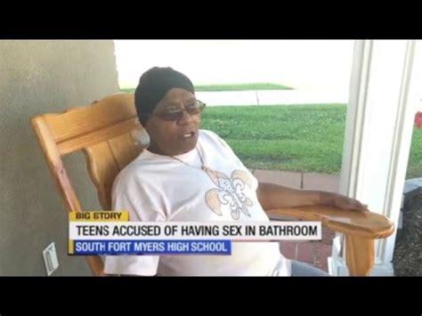 sex in high school bathroom south fort meyer high school sex scandal parody watch