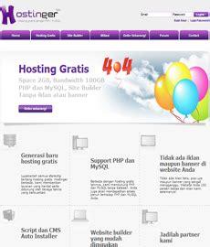 membuat website hosting gratis langkah langkah membuat websekolah online dengan hosting