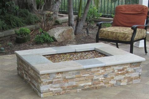Fire Pits for Pool and Deck   Alan Smith Pools, Orange CA