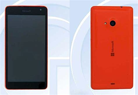 microsoft s lumia rm 1090 gets leaked with no nokia logo