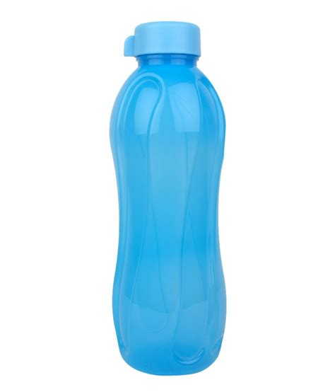 Pp Aqua cello aqua pp bottle 1000 ml set of 6 blue buy at best price in india snapdeal