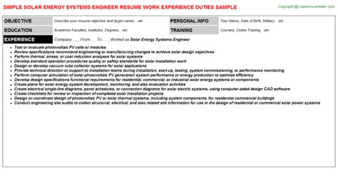 free downloads solar energy systems engineer sles