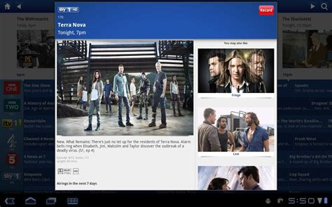 sky layout update email sky app updated now with new tablet layout eurodroid
