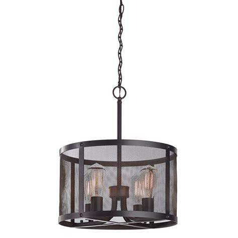 home decorators collection 4 light mesh pendant the home