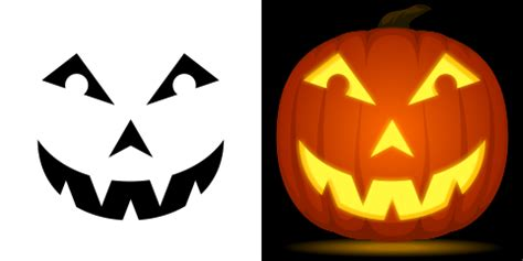 jack o lanterns templates free download jack o lantern pumpkin carving stencil free pdf pattern
