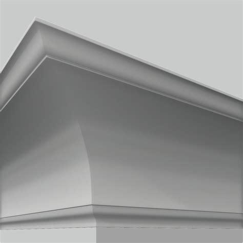 polyurethane plain crown molding in bathroom simple