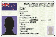 Car Sales License Nz The Official New Zealand Road Code About Driver Licences