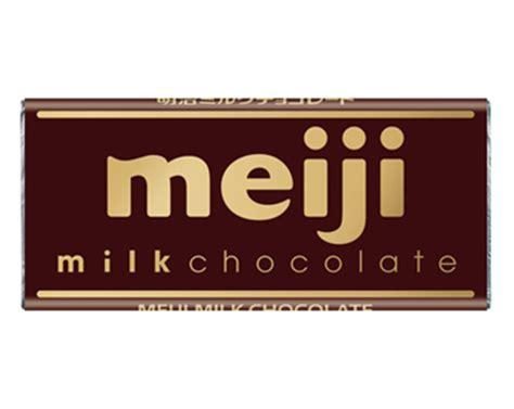 chocolate meiji holdings