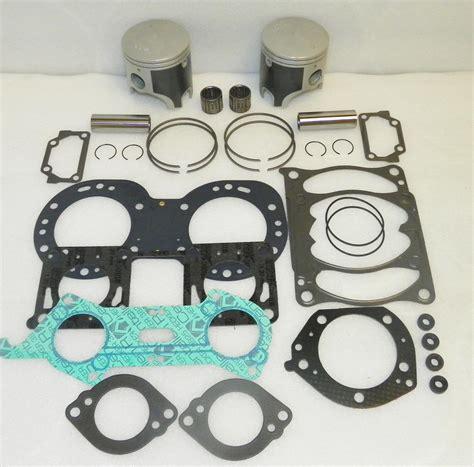 Piston Kawasaki 68mm Shark Pin 16 top end engine rebuild kit yamaha pwc 800 all 010 828 10p 249 90 parts reloaded your