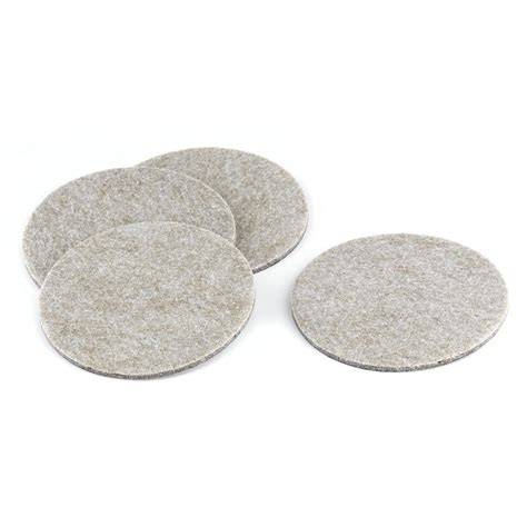 felt furniture pads home depot vinyl surface pads 16 per