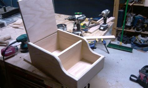 truck bench seat center console truck center console by bill1225 lumberjocks com woodworking community