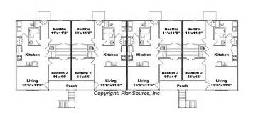 4 unit apartment building plans j778 8 ad copy jpg 72439 bytes images frompo