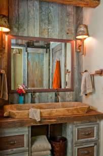 Barn Bathroom by 51 Insanely Beautiful Rustic Barn Bathrooms