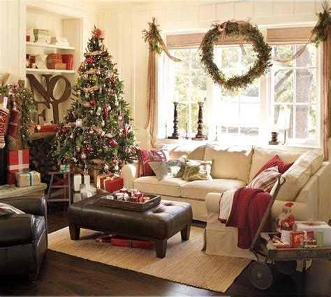 pottery barn inspired living rooms pottery barn christmas decorating ideas pottery barn