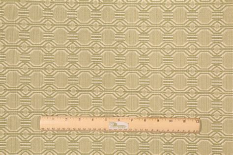 6 Yards Tapestry Upholstery Fabric In Fern