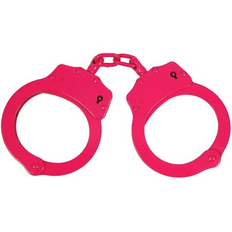 pink handcuffs locking handcuffs pink