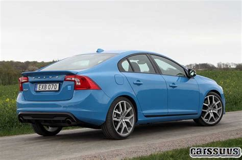 2019 Volvo Polestar by 2018 2019 Volvo S60 Polestar New Price Photo