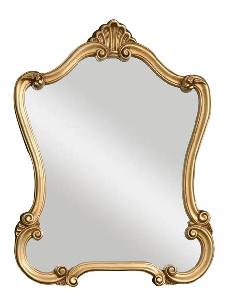 The Uttermost Company Mirror Uttermost Walton Gold Mirror 08340 P