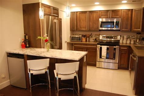 studio basement apartment basement apartment contemporary kitchen denver by