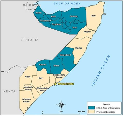 Our work in Somalia & Somaliland   The HALO Trust