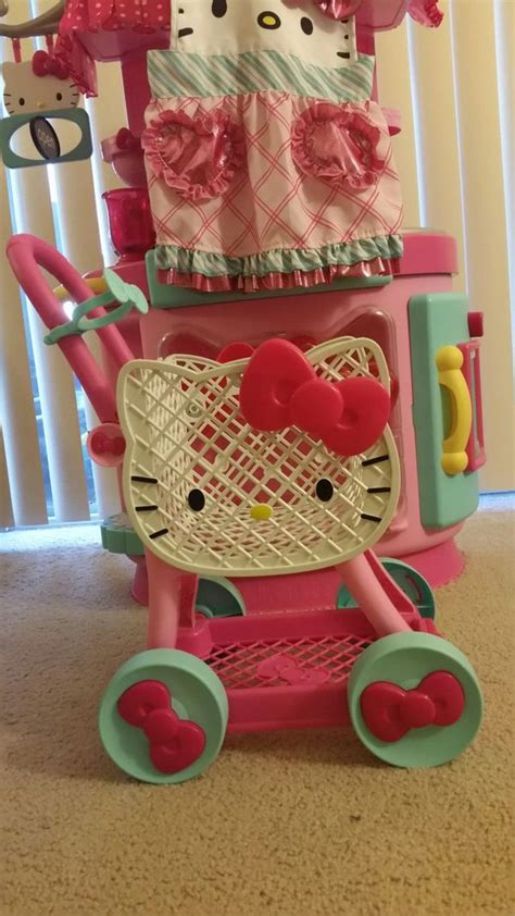 Hello Kitchen Accessories by Hello Kitchen Set With Hello Shopping Cart And