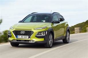 hyundai planning new compact and size suvs report