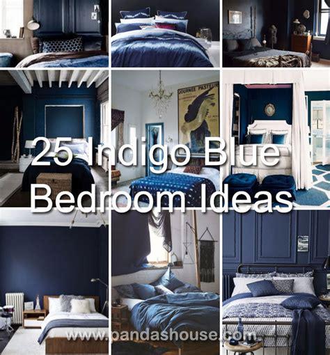 indigo bedroom ideas 25 amazing indigo blue bedroom ideas panda s house