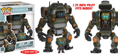 Funko Pop Overwatch Reinhardt 6inc Big Size titanfall 2