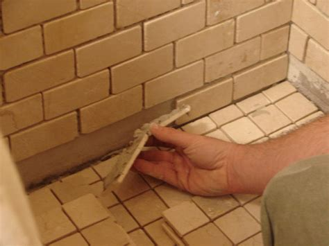 how to install tile in a bathroom how to install tile in a bathroom shower how tos diy