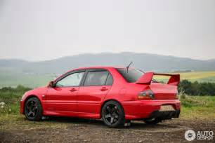 Mitsubishi Evolution 9 Mitsubishi Lancer Evolution Ix Fq 340 26 May 2015