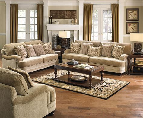 Jackson Furniture Stationary Upholstery Collection Brennan