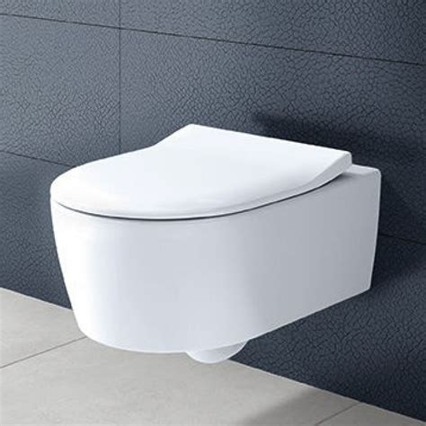 villeroy boch wc villeroy and boch avento directflush wall hung toilet uk