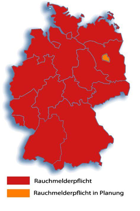 Rauchmelderpflicht Schleswig Holstein by Rauchmelderpflicht In Deutschland Rauchmelderpflicht Net