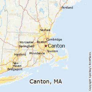 best places to live in canton massachusetts