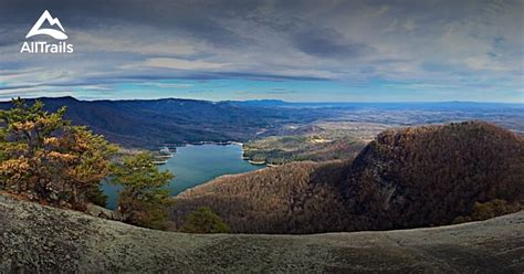 table rock state park best trails in table rock state park south carolina