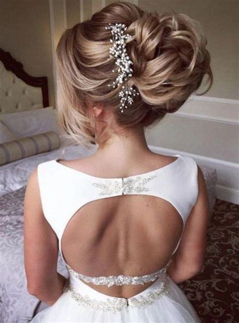 Wedding Hairstyles Pulled Back by 25 Best Ideas About Hair Pulled Back On