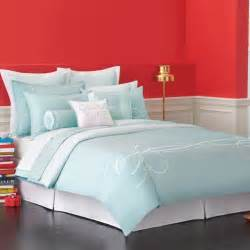 kate spade whisper whirl duvet cover bedroom inspo