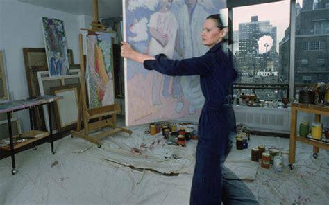 painting at home gloria vanderbilt interview gloria vanderbilt 1stdibs