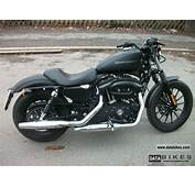2011 Harley Davidson Iron 883 Sportster Possible