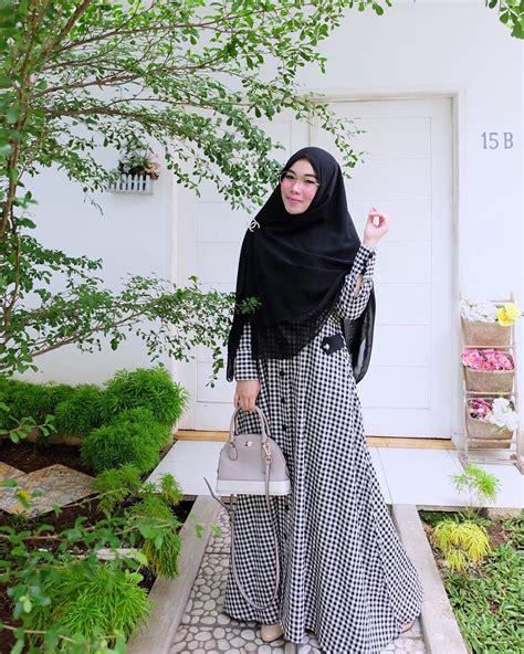 Model Gamis Syari trend warna model baju gamis 2017 untuk berbagai acara
