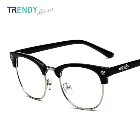 2015 brand eyeglasses frame for retro vintage