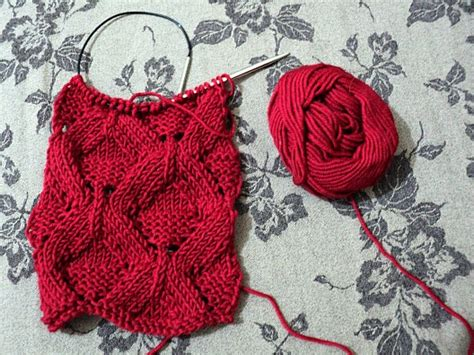 busy s for easy and chic knits keerpash scarf