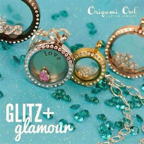 What Is Origami Owl Living Lockets - glitz origami owl living lockets origami owl