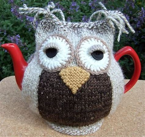 owl tea cosy knitting pattern free knitted large tea cosy chestnut chunky owl