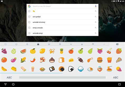 update emoji for android android 6 0 1 officieel dit is er nieuw