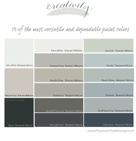 most popular sherwin williams colors best 25 popular paint colors ideas on better